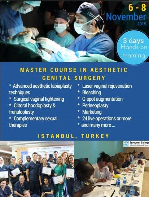 ECAMS- Dr. Süleyman Eserdağ Başarısı