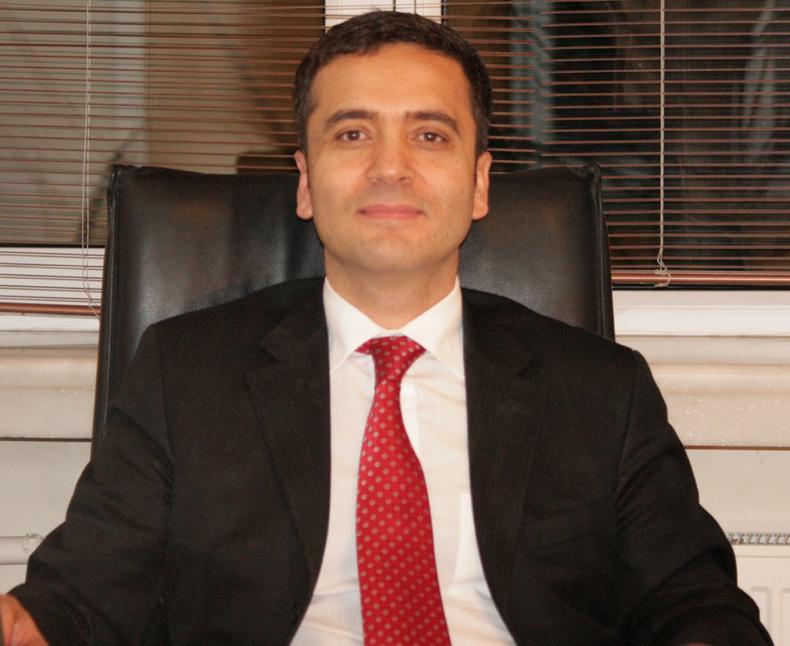 Jinekolog ve cinsel terapist Dr. Süleyman Eserdağ