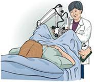 Kolposkopi, kolposkop ile vajina, vulva ve serviksin taranmasıdır