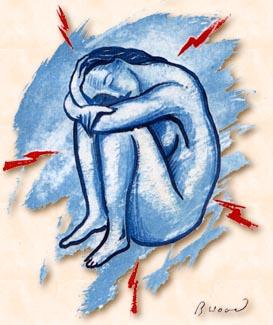 Premenstrüel sendrom, PMS, adet öncesi gerginlik sendromu